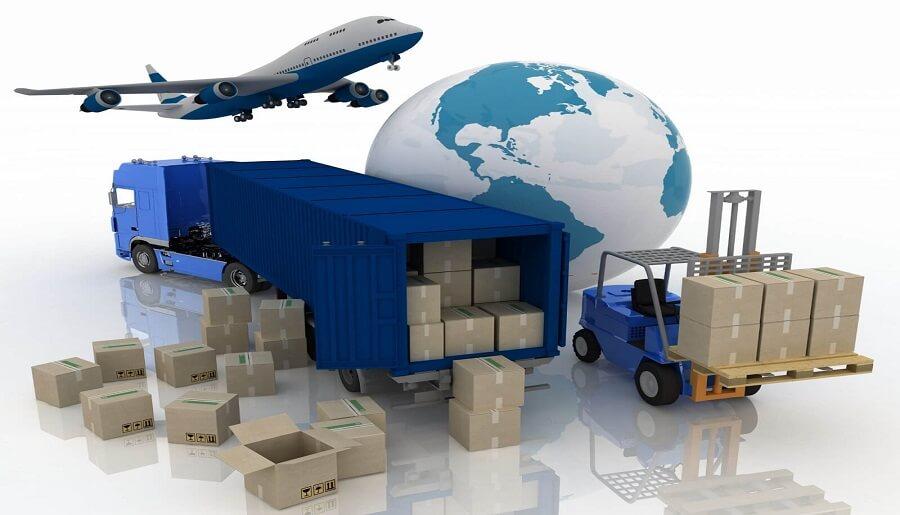 ترخیص کالا از چین -حمل دریایی و هوایی کالا گروه تجاری آوا