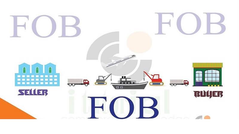 فوب - گروه تجاری آوا